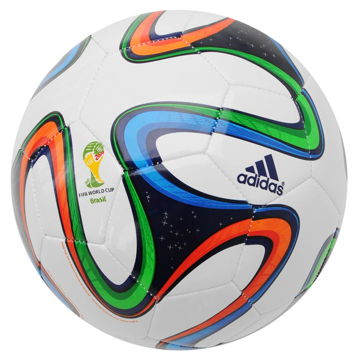 Adidas Brazuca 2014 FIFA World Cup Glider Ball