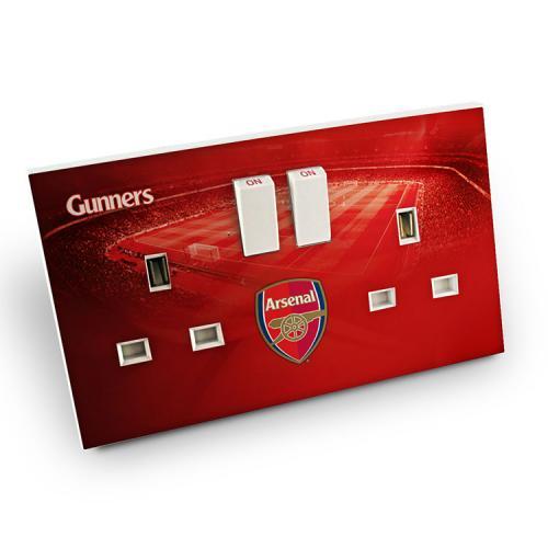 Arsenal F.C. Plug Socket Skin