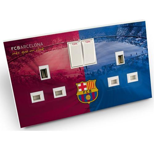 F.C. Barcelona Plug Socket Skin