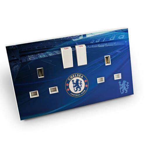Chelsea F.C. Plug Socket Skin