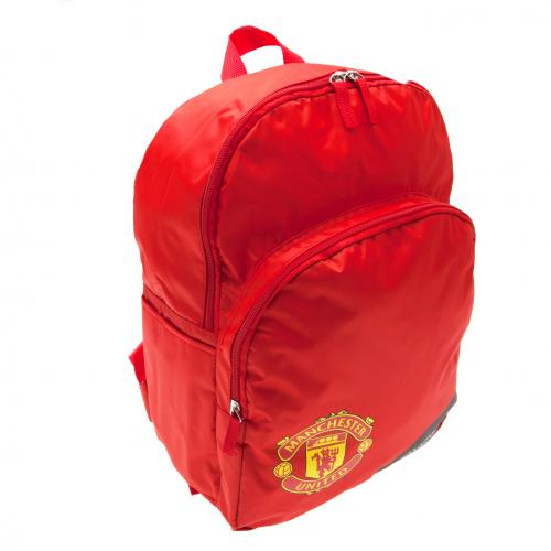 Manchester United F.C. Backpack - Monster Sports ccf827accbf43
