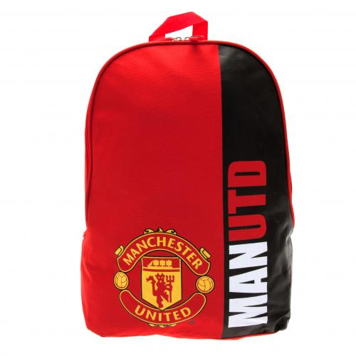 Manchester United F.C. Backpack - Red/ Black