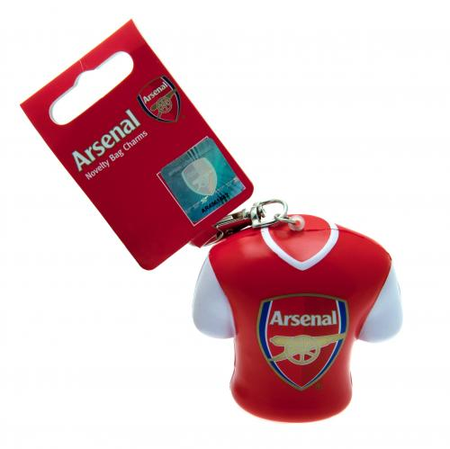 Arsenal F.C. Stress Shirt Bag Charm