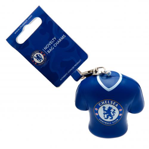 Chelsea F.C. Stress Shirt Bag Charm