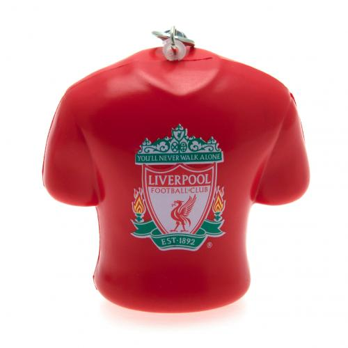 Liverpool F.C. Stress Shirt Bag Charm