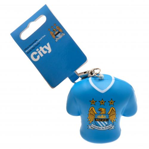 Manchester City F.C. Stress Shirt Bag Charm