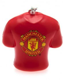 Manchester United F.C. Stress Shirt Bag Charm