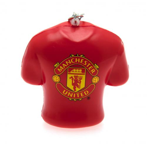 Manchester United F.C. Stress Shirt Bag Charm