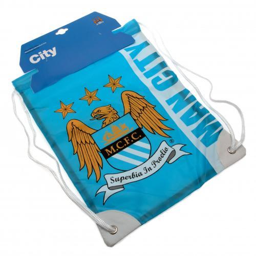 Manchester City F.C. Gym Bag