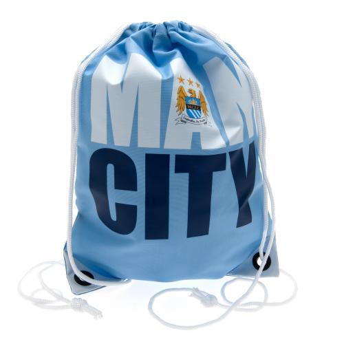 Manchester City F.C. Gym Bag SL