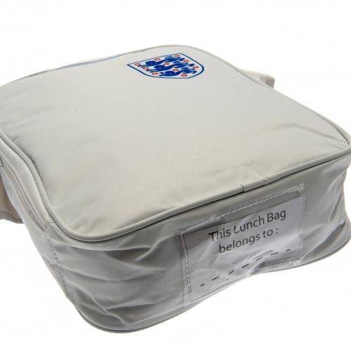 England F.A. Kit Lunch Bag