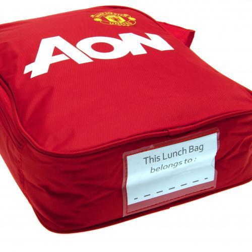 Incredible Manchester United F C Kit Lunch Bag Uwap Interior Chair Design Uwaporg