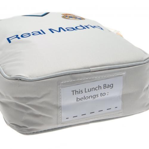 Real Madrid F.C. Kit Lunch Bag