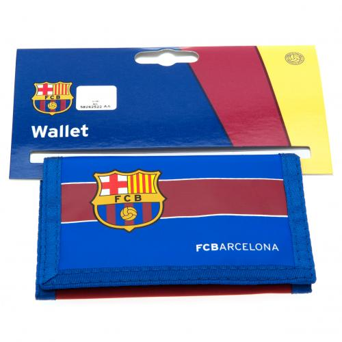 F.C. Barcelona Nylon Wallet RX