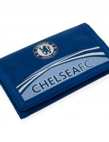 Chelsea F. C. Nylon Wallet - Blue