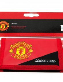 Manchester United F.C Nylon Wallet
