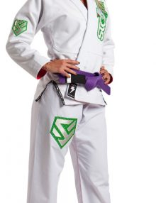 Storm Kimonos Commander Jiu Jitsu Gi - White