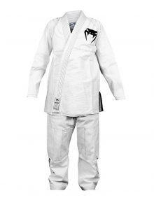 Venum Challenger Single Weave BJJ Gi - White