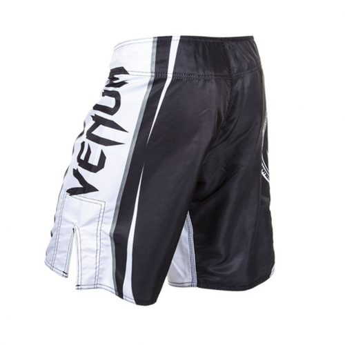 Venum All Sports Fight Shorts - Black & White
