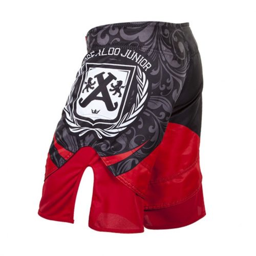 Venum Jose Aldo Signiture Fight Shorts - Red