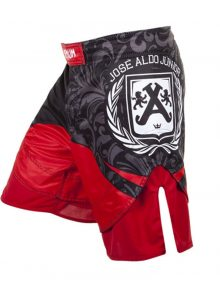 Venum Jose Aldo Signiture Fight Shorts - Red