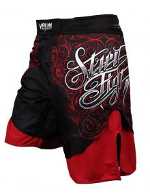 Venum Street Fight Shorts - Red