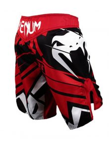 Venum Wands Return UFC Japan Fight Shorts - Black