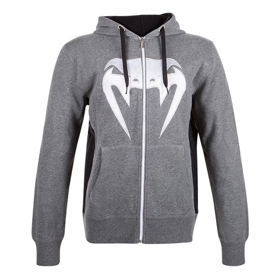 Venum Shockwave Hoodie - Grey