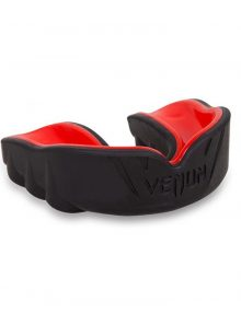 Venum Challenger Mouthguard - Black & Red