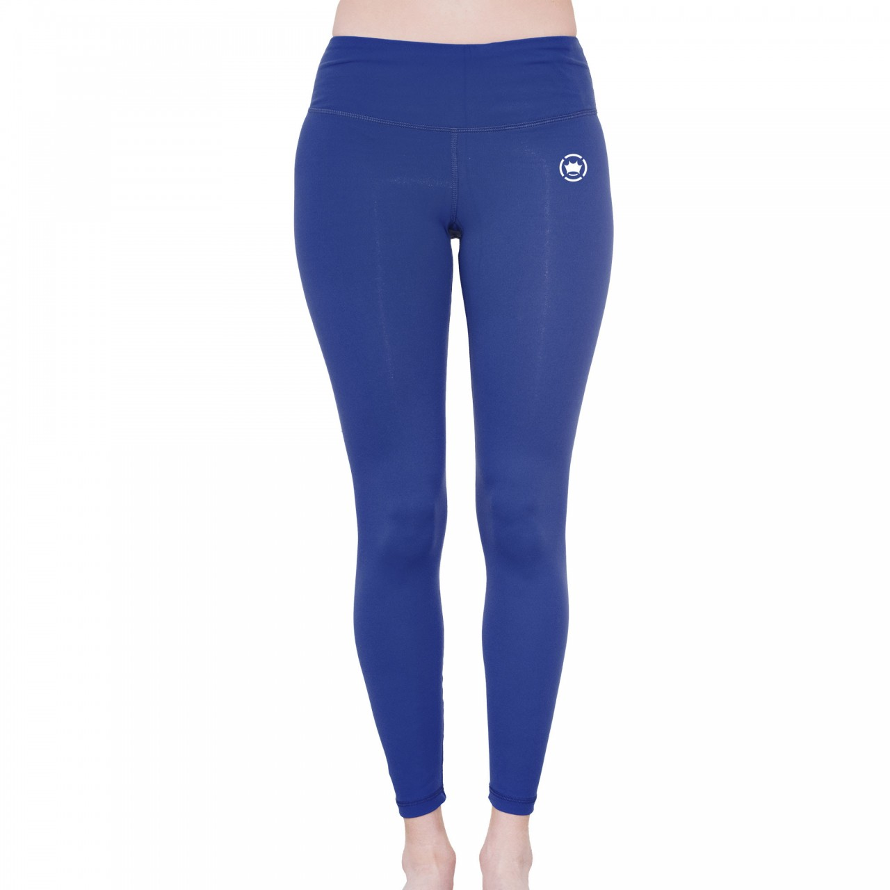 Dethrone Womens Fitness Pants Long - Blue