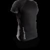 Punchtown Crush Rash Guard Short Sleeve - Black