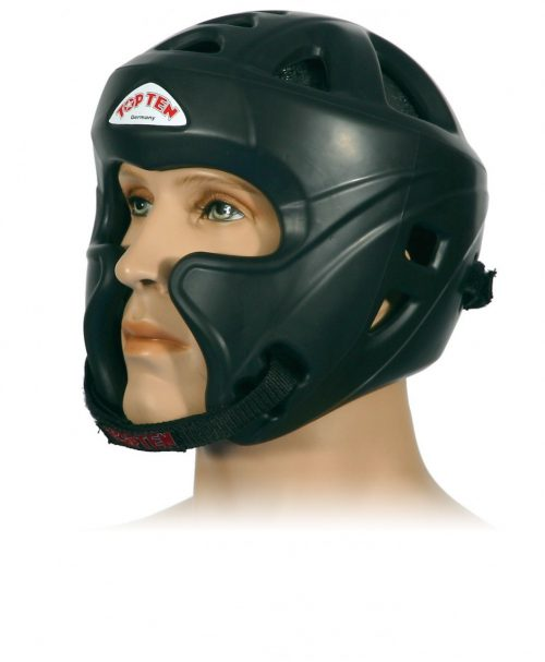 New Full Safety Head Guard - Black