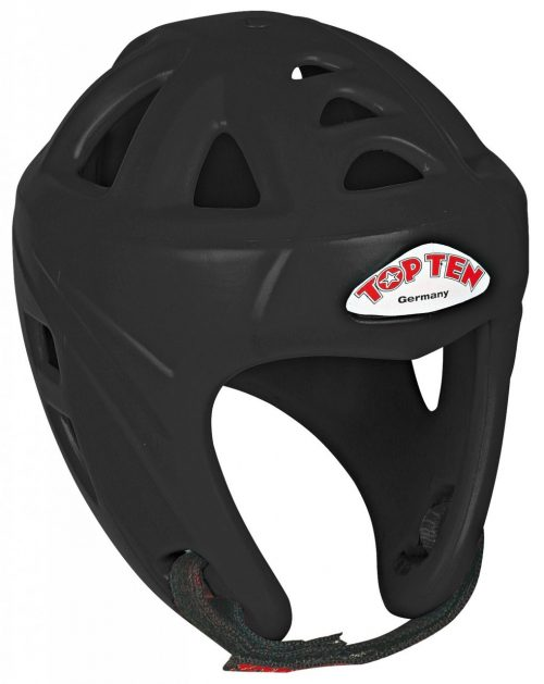 TOP TEN Avantgarde Head Guard - Black