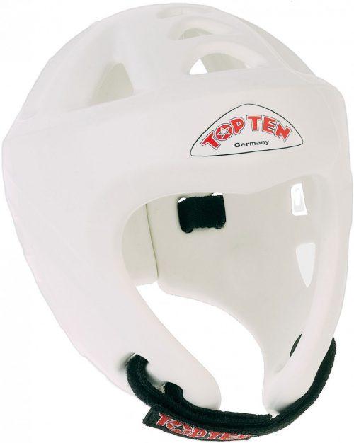 TOP TEN Avantgarde Head Guard - White