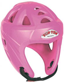 TOP TEN Avantgarde Head Guard - Pink