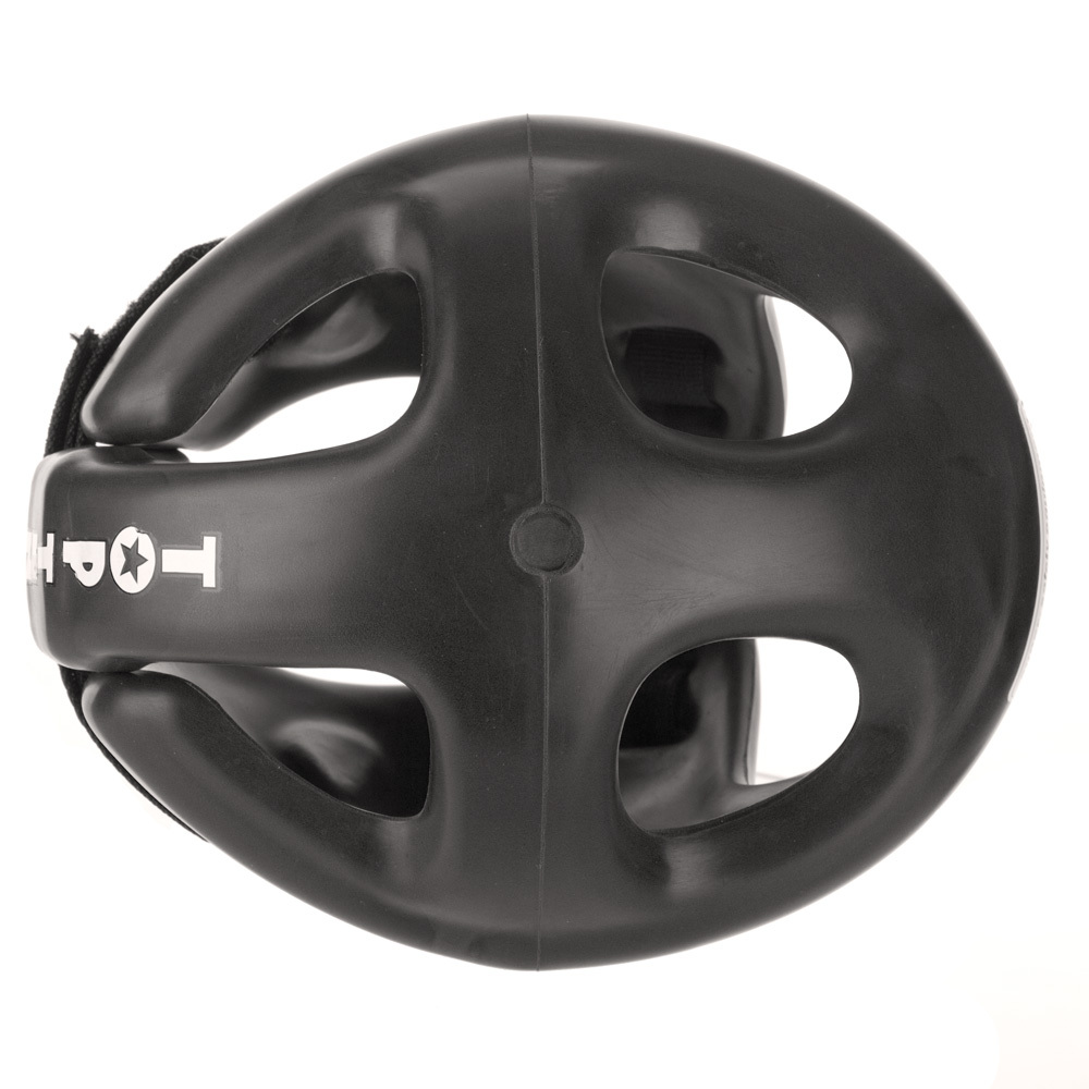 Competition Fight Head Guard - Black