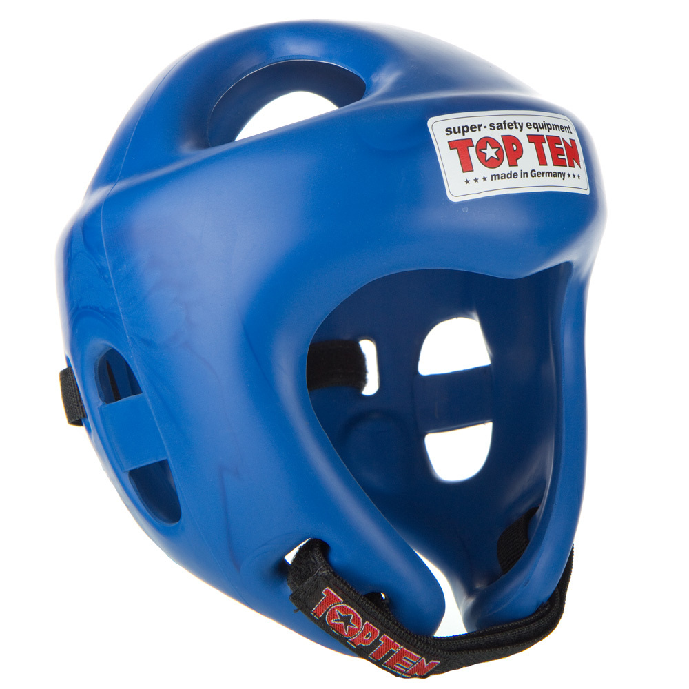 Competition Fight Head Guard - Blue