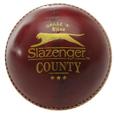 Slazenger County Cricket Ball