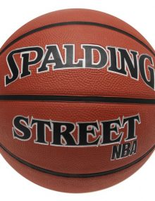 Spalding NBA Street Basketball - Orange