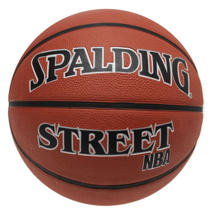 Spalding NBA Street Basketball - Orange