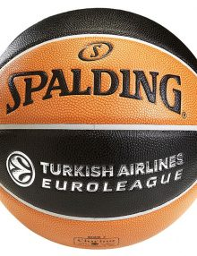 Spalding Euro Gameball 40