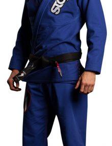 Storm Kimonos 'F-Lite' 2 Jackets Gi Set - Blue