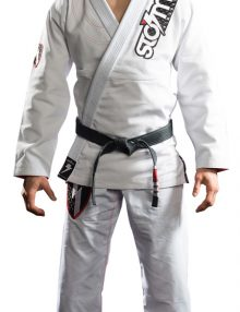 Storm Kimonos 'F-Lite' 2 Jackets Gi Set - White