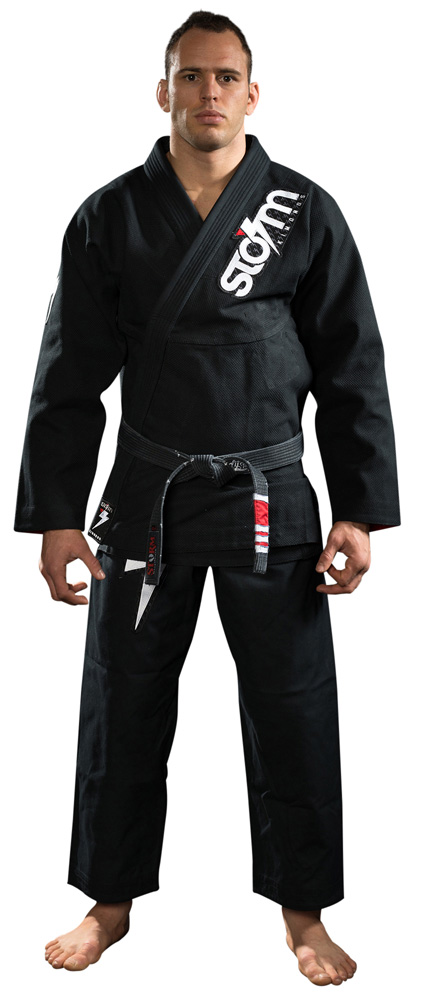 Storm Kimonos 'Trooper' Gi Set - Black