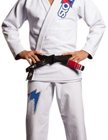 Storm Kimonos 'Trooper' Gi Set - White