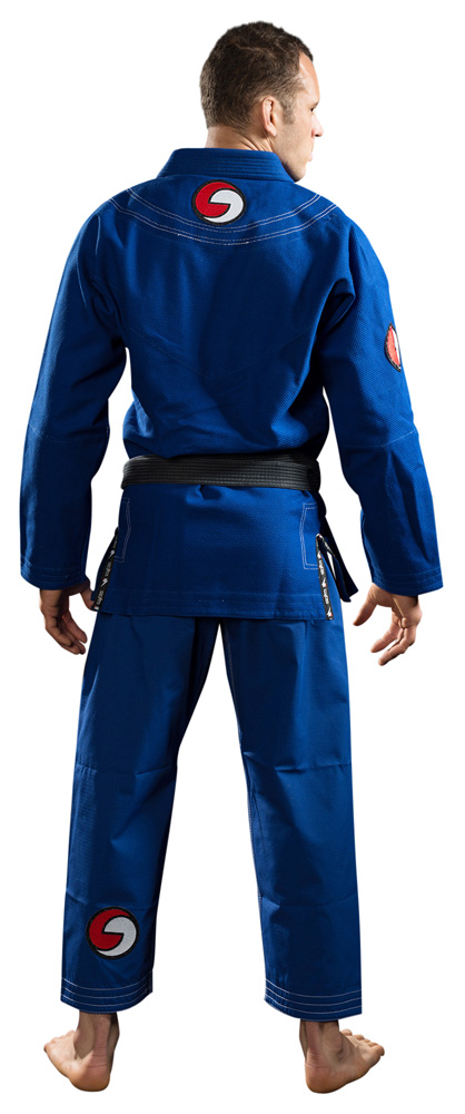 Storm Kimonos 'Supreme' Gi Set - Blue