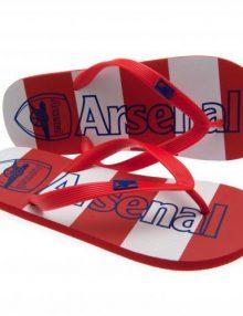 Arsenal F.C. Flip Flops