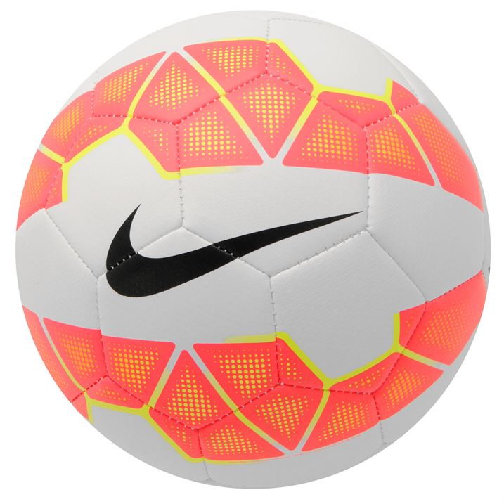 Nike Strike Football - White/Punch