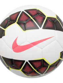 Nike Strike Football - White/Black/Red