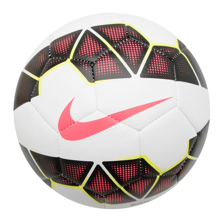 Nike Strike Football - White/Black/Red